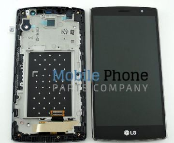 Genuine LG G4s Beat H735 LCD + Digitiser Black - Part No: ACQ88470601